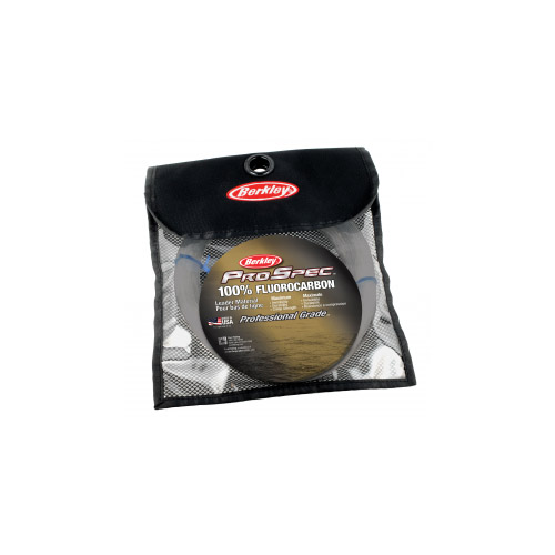 Berkley ProSpec 100% Fluorocarbon Leader, Clear 100 lb, 33 yards