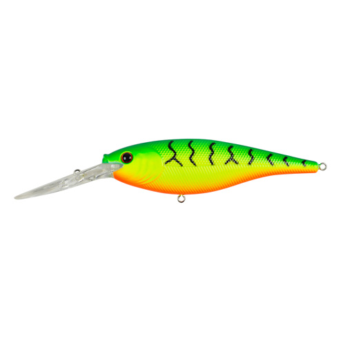 Berkley Berkley Flicker Shad, 9cm Fire Tiger 1277433