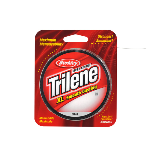 Berkley Berkley Filler Spool Trilene XL, Clear 300 Yards, 12 lb 1279673