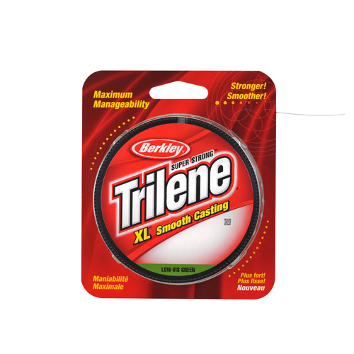 Berkley Berkley Filler Spool Trilene XL, Green 330 Yards, 6 lb 1279680