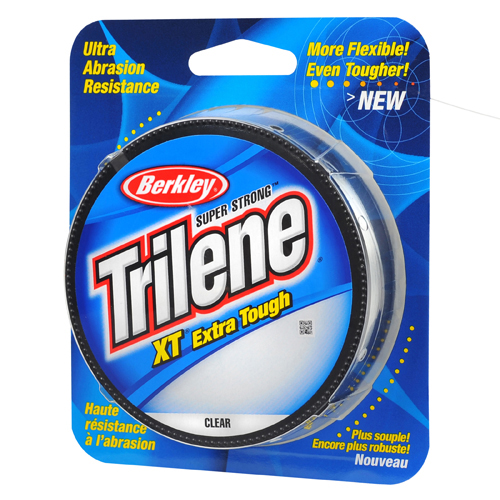 Berkley Berkley Filler Spool Trilene XT, Clear 300 Yards, 10 lb 1279698