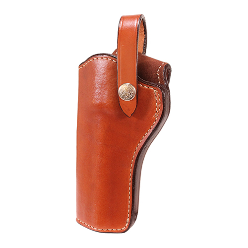 Bianchi Bianchi 1L Lawman Holster Tan, Size 02, Left Hand 10056