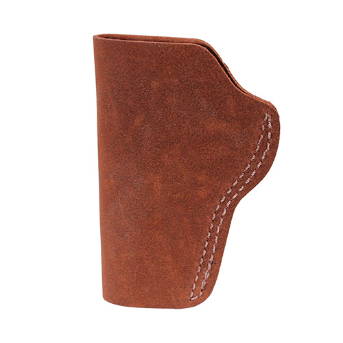 Bianchi 6 Waistband Holster Natural Suede, Size 01, Right Hand