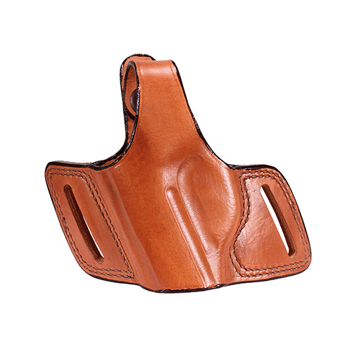 Bianchi Bianchi 5 Black Widow Leather Holster Plain Tan, Size 10, Left Hand 12844