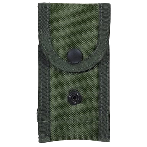 Bianchi Bianchi M1025 Military Double Magazine Pouch Olive Drab, Size 02 14545