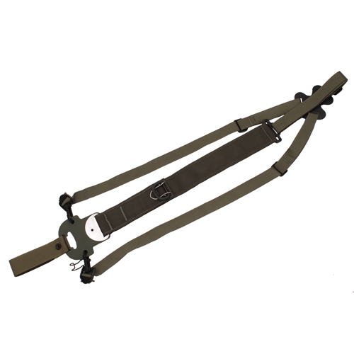 Bianchi Bianchi M13 Chest Harness Olive Drab Green, M13 15064