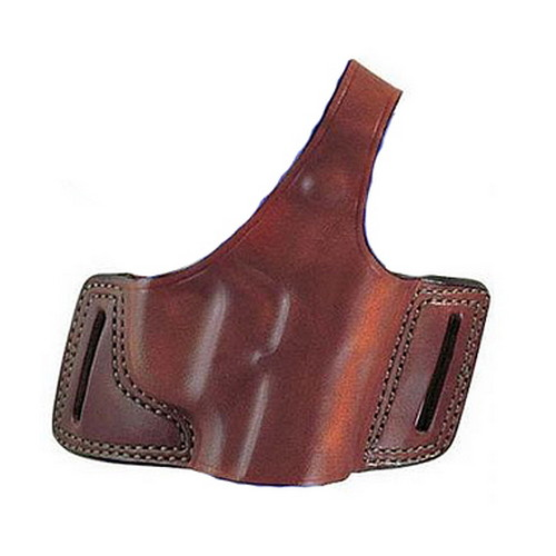 Bianchi Bianchi 5 Black Widow Leather Holster Plain Tan, Size 03, Right Hand 15254
