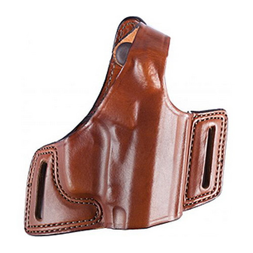 Bianchi Bianchi 5 Black Widow Leather Holster Plain Tan, Size 13, Right Hand 15484