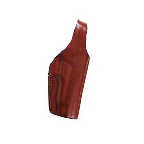 Bianchi Bianchi 19L Thumb snap Holster Plain Tan, Size 07, Right Hand 15651