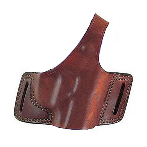 Bianchi Bianchi 5 Black Widow Leather Holster Plain Tan, Size 04, Right Hand 15675