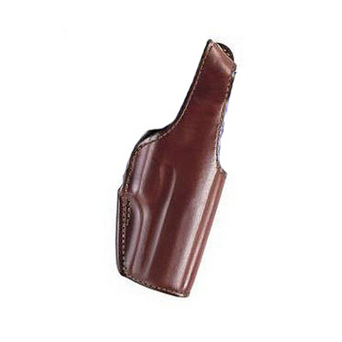 Bianchi Bianchi 19 Thumb snap Holster Plain Tan, Size 06, Right Hand 16918