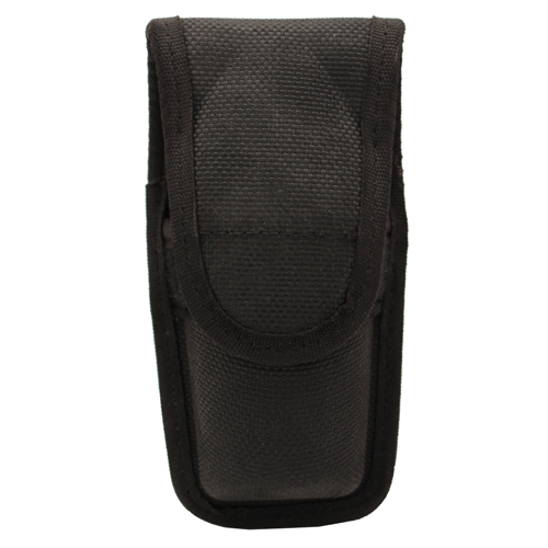 Bianchi Bianchi 7307 Series AccuMold Mace/Pepper Spray Holder Velcro Closure, Small, Black 17446