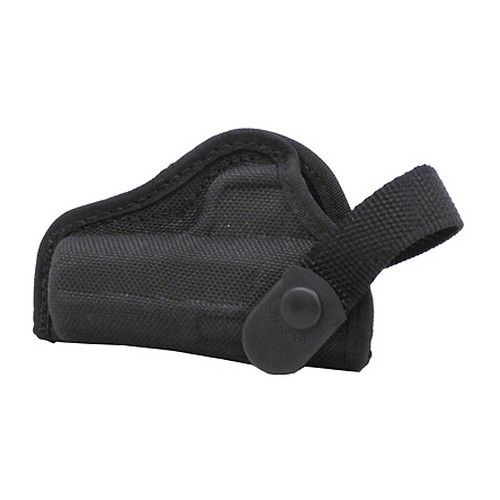 Bianchi Bianchi 7000 AccuMold Sporting Holster Plain Black, Size 01, Right Hand 17680