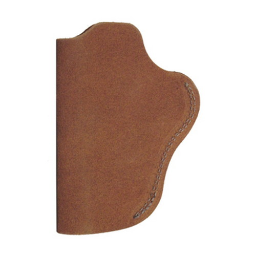 Bianchi Bianchi 6 Waistband Holster Natural Suede, Size 11, Right Hand 18026