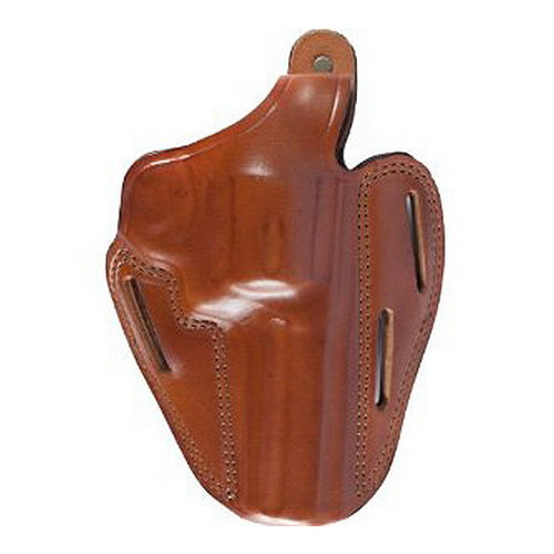 Bianchi 7 Shadow II Holster Plain Tan, Size 10, Right Hand 18634