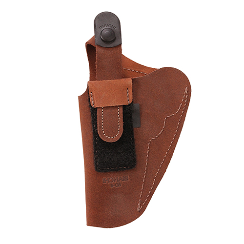 Bianchi Bianchi 6D Deluxe Waistband Holster Natural Suede, Size 03, Right Hand 19028