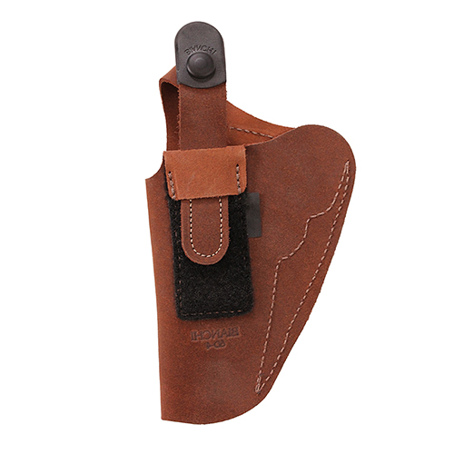 Bianchi Bianchi 6D Deluxe Waistband Holster Natural Suede, Size 04, Right Hand 19030