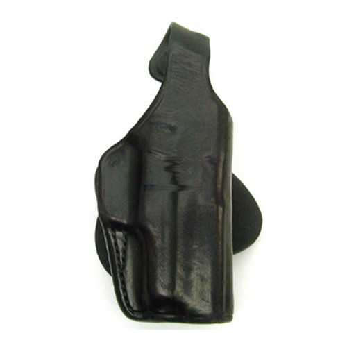 Bianchi 59 Special Agent Paddle Holster Plain Black, Size 01, Right Hand 19122
