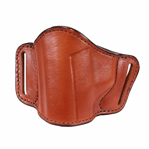 Bianchi 105 Minimalist Holster Tan, Size 14, Left Hand 19257