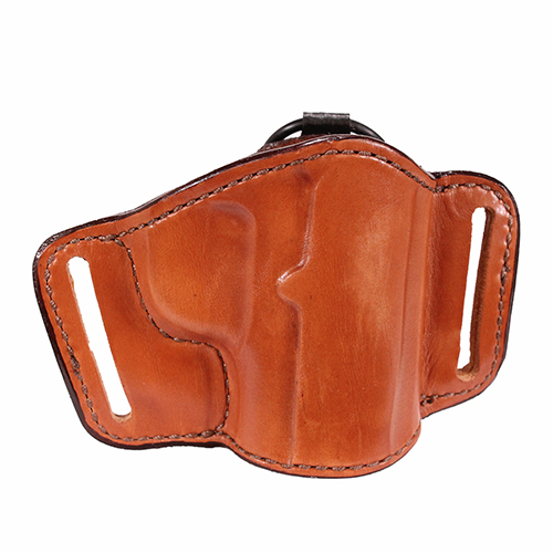Bianchi 105 Minimalist Holster Tan, Size 14, Right Hand