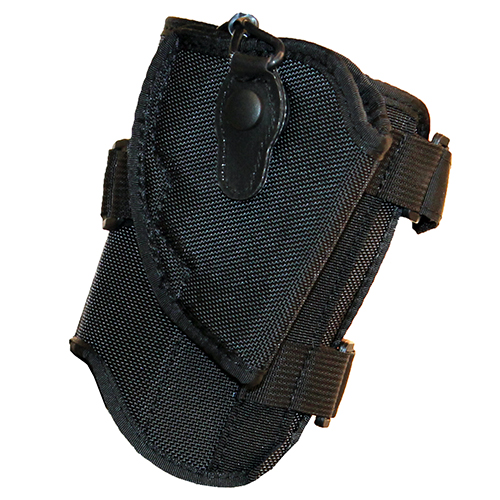 Bianchi Bianchi 4750 Ranger Triad Ankle Holster Black, Size 01, Right Hand 19742