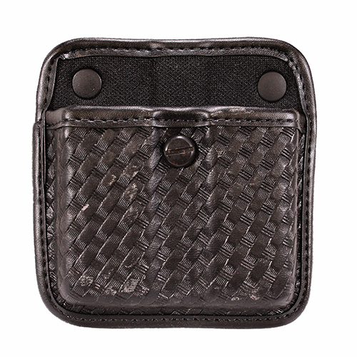 Bianchi 7922 AccuMold Elite Triple Threat II Magazine Pouch Basket Black, Size 2 22265
