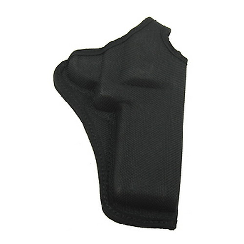 Bianchi Bianchi 7001 AccuMold Sporting Holster Plain Black, Size 4B, Right Hand 22400