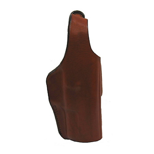 Bianchi 19L Thumb snap Holster Plain Tan, Size 04, Right Hand