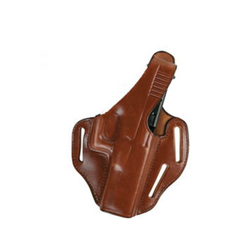 Bianchi Piranha Holster Tan, Right Hand, Size 13 A