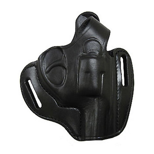 Bianchi Bianchi 57 Remedy Holster Black Right Hand, Size 22A, Ruger LCR 25034