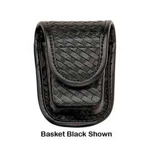 Bianchi Bianchi 7915 AccuMold Elite Pager/Glove Pouch Hidden Snap, Basket Black 22115