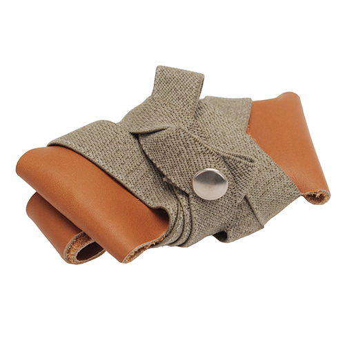 Bianchi Bianchi X15H Shoulder Harness Plain Tan, Standard, Right Hand 90089
