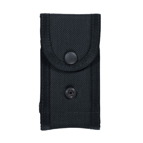 Bianchi M1025 Military Double Magazine Pouch Black, Size 02