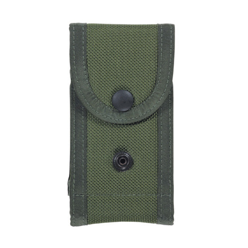 Bianchi Bianchi M1025 Military Double Magazine Pouch Olive Drab, Size 03 17646