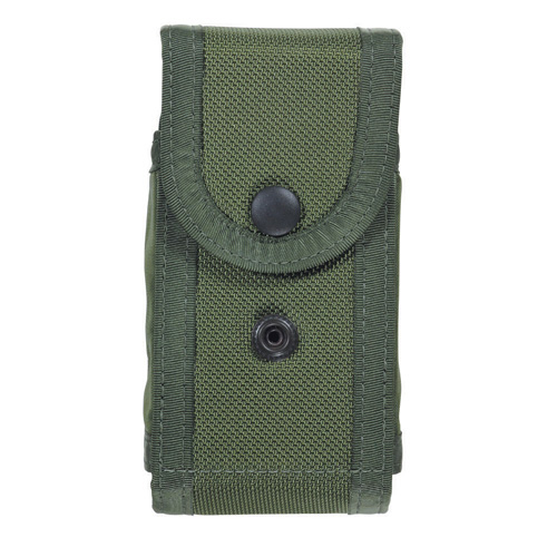 Bianchi M1030 Military Quad Magazine Pouch Olive Drab, Size 02