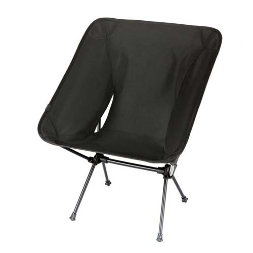 Big Agnes Big Agnes Tactical Chair Black HTACTBLK