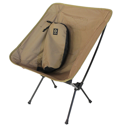 Big Agnes Big Agnes Tactical Chair Coyote Tan HTACTTAN