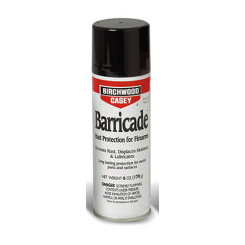Birchwood Casey Birchwood Casey Barricade Rust Preventive 6oz Aerosol 33135