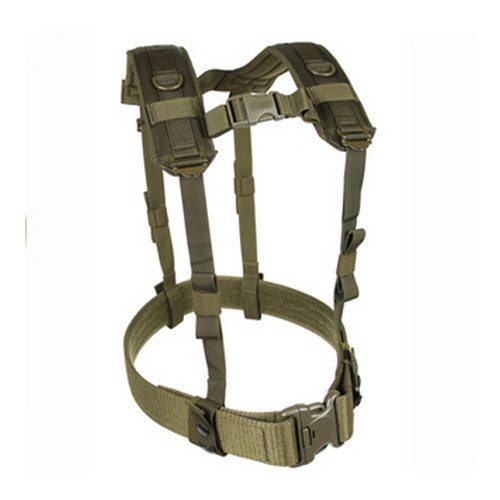 BlackHawk BlackHawk Products Group Load Bearing Suspenders OD 35LBS1OD