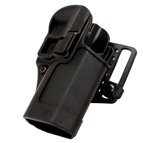 BlackHawk BlackHawk Products Group Serpa CF, Belt & Paddle Holster, Plain Matte Black Finish Ruger P95, Right Hand 410512BK-R