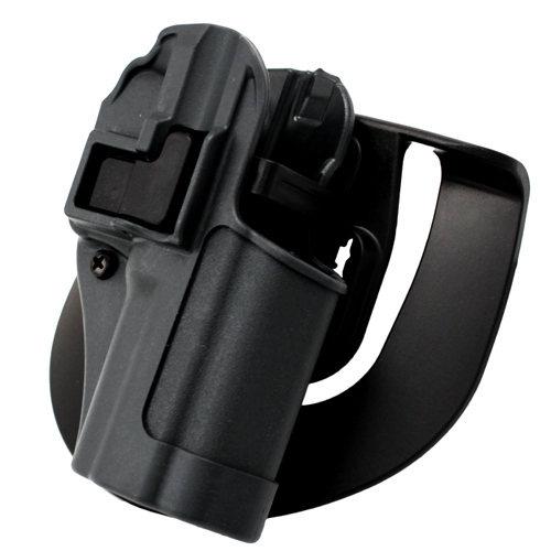 BlackHawk BlackHawk Products Group Serpa Sportster Belt Holster Right Hand Springfield XD Compact 413507BK-R