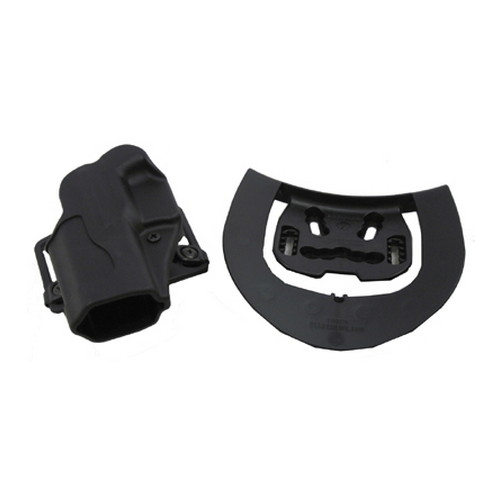 BlackHawk BlackHawk Products Group Sportster Standard Belt & Paddle Left Hande, Glock 19, 23, 32, 36 415602BK-L