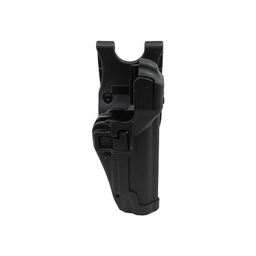 BlackHawk BlackHawk Products Group Serpa Level-3 Right Hand 1911 Government, Black 44H103BK-R