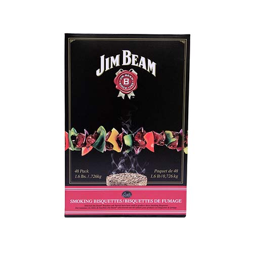 Bradley Technologies Smoker Bisquettes Jim Beam (48 Pack)