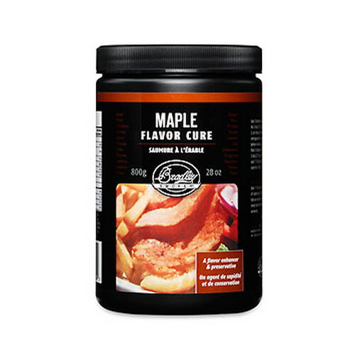 Bradley Technologies Bradley Technologies Smoker Flavoring Cure Maple, 28 oz CURE-MAP