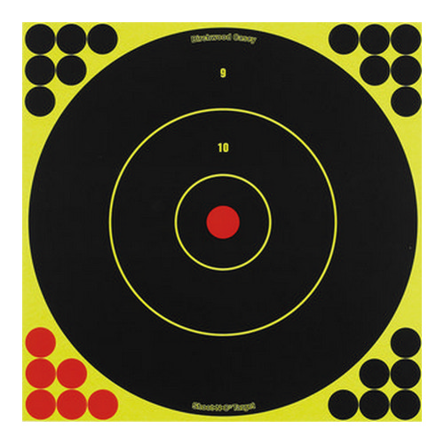 Birchwood Casey Birchwood Casey Shoot-N-C Targets: Bull's-Eye Per 100 34070