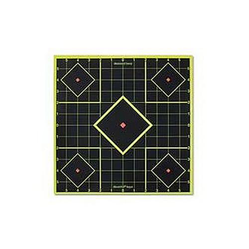 Birchwood Casey Birchwood Casey Shoot-N-C Targets: Sight-In & Specialty 8