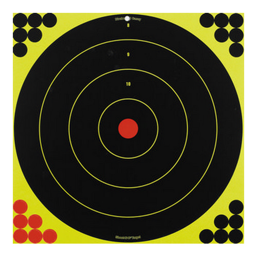 Birchwood Casey Birchwood Casey Shoot-N-C Targets: Bull's-Eye 17.25