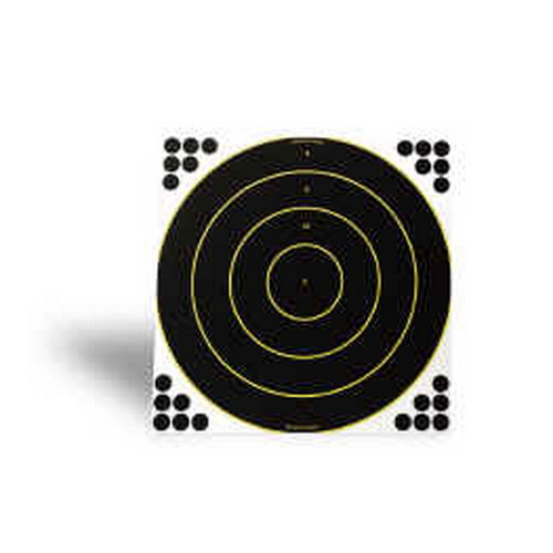 Birchwood Casey Birchwood Casey Shoot-N-C Targets: Bull's-Eye 18