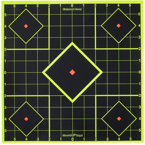 Birchwood Casey Birchwood Casey Shoot-N-C Targets: Sight-In & Specialty TI-5 12